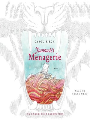 cover image of Jamrach's Menagerie